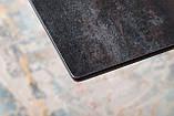 Стол Nicolas Michigan HT2368 (180/230*95) керамика коричневый, фото 5