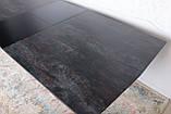 Стол Nicolas Michigan HT2368 (180/230*95) керамика коричневый, фото 9