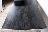 Стол Nicolas Michigan HT2368 (180/230*95) керамика коричневый, фото 10