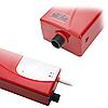 Електричний проточний водонагрівач c душем GZU D8 3000 Вт Червоний (2918-8850), фото 3