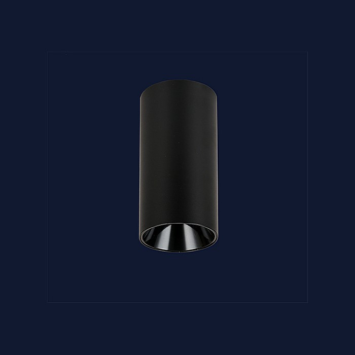 Точечные светильники врезные Levistella 90580COB-10W BK-BK