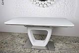 Стол Nicolas Toronto HT2527 (120/160*80) белый, фото 4