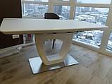 Стол Nicolas Toronto HT2527 (120/160*80) белый, фото 10