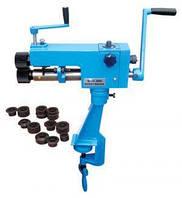 Переносной зиговочный станок RM-08 Толщина металла 0.8 мм Вылет роликов 200 мм