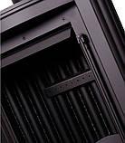 Отопительная печь-камин длительного горения Masterflamme Piccolo I (черный), фото 8