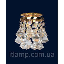 Точечные светильники врезные врезной Levistella 712A2117 GD/CL+RBG
