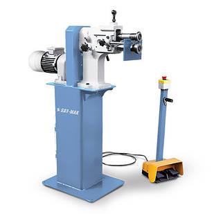 Зиг-машина с электроприводом SAY-MAK SKMP 1.2  Толщина металов 1.25 мм Вылет роликов 140+100 мм