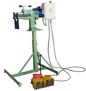 Электромеханическая зиговочная машинаBRI Svarcove S250/50M  Толщина металов 1 мм Вылет роликов 250 мм