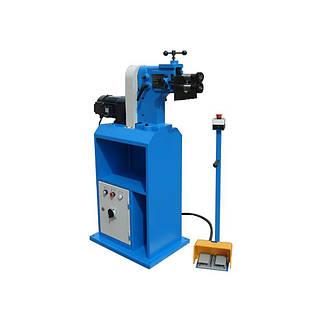 Зиг-машина электромеханическая TTMC ETZ-1.2  Толщина металов 1.2 мм Вылет роликов 140 мм
