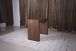 Стол-консоль Nicolas Manchester 3899L (45/200*95) орех, фото 3