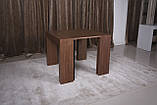 Стол-консоль Nicolas Manchester 3899L (45/200*95) орех, фото 7