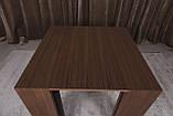 Стол-консоль Nicolas Manchester 3899L (45/200*95) орех, фото 8
