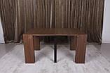 Стол-консоль Nicolas Manchester 3899L (45/200*95) орех, фото 9