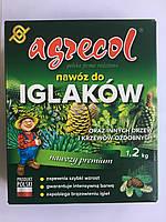 Удобрение для хвойных растений Agrecol (Агреколь) 1,2кг