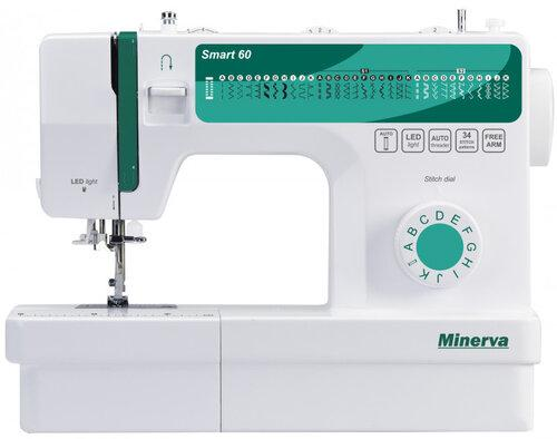 Швейная машина MINERVA SMART 60 Белый (73779)