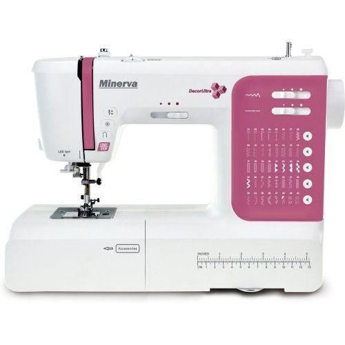 Швейная машина MINERVA Decor Ultra Белый (68597)