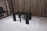 Стол-консоль Nicolas Manchester 3899L (45/200*95) венге, фото 9