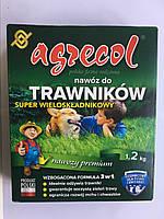 Удобрение для газонов Agrecol (Агреколь) 1,2кг