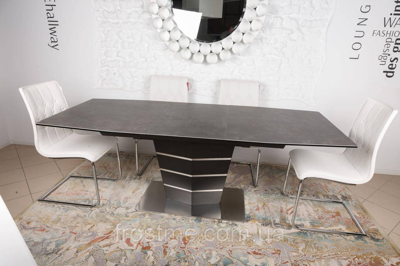 Стол Nicolas Baltimore HT2535 (160/210*90) керамика коричневый