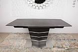 Стол Nicolas Baltimore HT2535 (160/210*90) керамика коричневый, фото 2