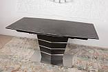 Стол Nicolas Baltimore HT2535 (160/210*90) керамика коричневый, фото 3
