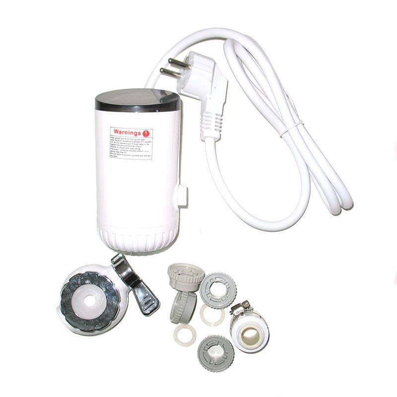Проточный водонагреватель мини бойлер plumber Free RX-013 Белый (4818)