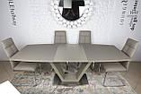Стол Nicolas Detroit HT2135 160 мокко, фото 9