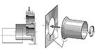 SS Ролики для винтообразного соединения RAS 011 386, фото 3