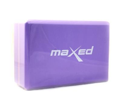 Блок для йоги MAXED YOGA BLOCK