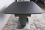 Стол Nicolas Oxford HT2179 120 графит, фото 5