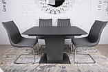 Стол Nicolas Oxford HT2179 120 графит, фото 9