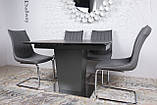 Стол Nicolas Oxford HT2179 120 графит, фото 10