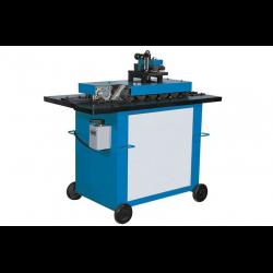 Фальцепрокатный станок LC-15R  Толщина металла 0.7-1.5 мм Рабочая скорость 10 м/мин
