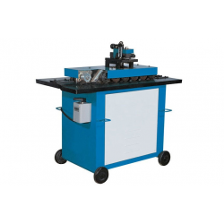 Фальцепрокатный верстат LC-15DR Товщина металу 0.7-1.5 мм Робоча швидкість 10 м/хв