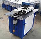 Фальцепрокатный станок LC-20DR Толщина металла 0.8-2 мм Рабочая скорость 10 м/мин, фото 4