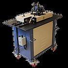 Фальцепрокатный станок LC-20DR Толщина металла 0.8-2 мм Рабочая скорость 10 м/мин, фото 5
