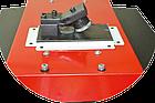 Фальцепрокатный станок KNT-01  с кромкогибочным устройством, фото 3