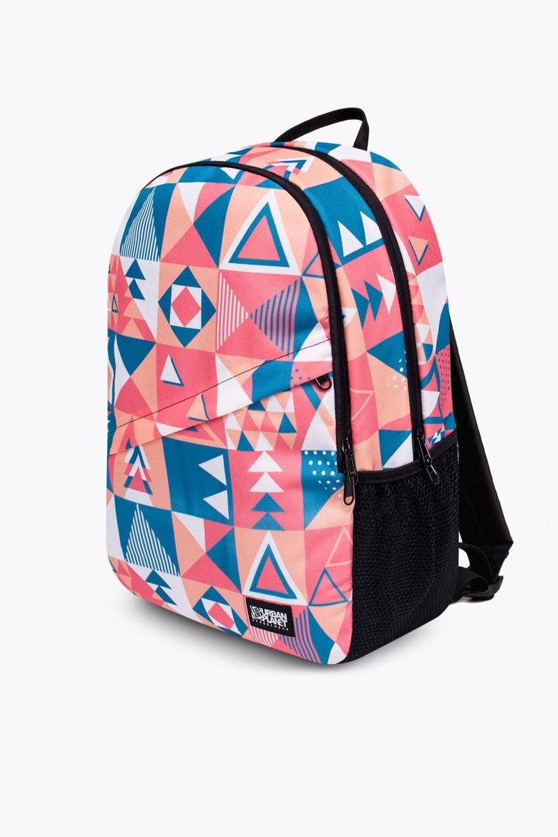 Рюкзак молодежный стильный городской Urban Planet B8 REDSKIN
