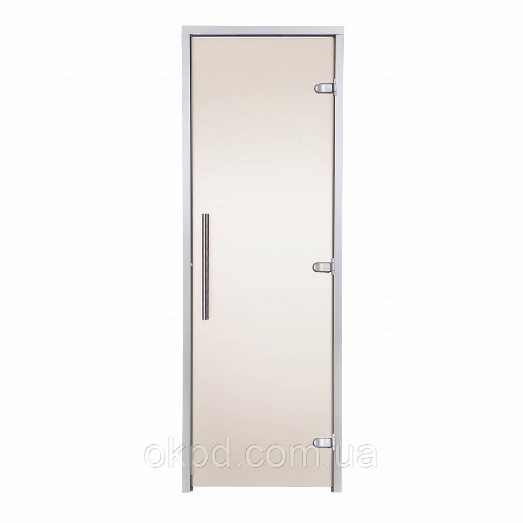 Двері GREUS Premium хаммам 80х200 бронза
