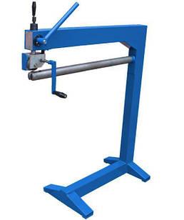 Фальцеосадочный механізм ZL-1.3/0.8 Робоча довжина 1300 мм Товщина металу 0.8 мм