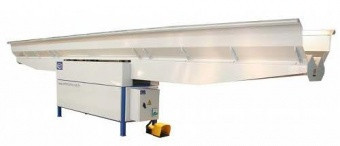 Станок тоннельной сборки SENTE MAKINA SeamCloser SC2 Рабочая длина 2500 мм  Толщина металла 0.8 - 1.2 мм