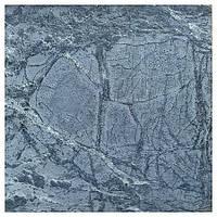 Плитка талькомагнезит BLUE щеточная обработка 300/300/10 мм для бани и сауны