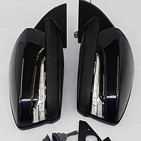 Зеркала боковые типа Гранта-Лифтбек адаптированные под Ваз-2108-2115 с повторителем поворота в стиле Lexus