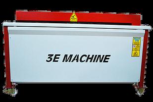 Станок для нанесения ребер жесткости 3EMAKINA Z 1300  Рабочая длина 1250 мм  Толщина металла 0.4 - 1.2 мм