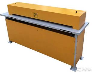 Станок для нанесения ребер жесткости ZP2.5  Рабочая длина 2500 мм Толщина металла 0.4-1.2 мм