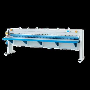 Станок для нанесения ребер жесткости SZP 310 Рабочая длина 3100 мм Толщина металла 0.4-1.0 мм
