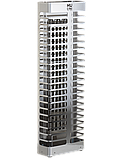 Электрокаменка для сауны и бани HUUM STEEL 3,5 kW настенный монтаж, фото 3