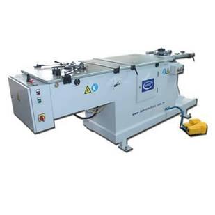 Станок для сборки воздуховодов SENTE MAKINA ELBOW MAKER Толщина металла 0.5 - 1.2 мм