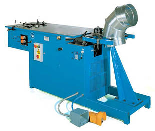 Станок для сборки воздуховодов SPIRO COMBI-T Толщина металла 0.5-1.2мм Диапазон диаметров 125-1250мм