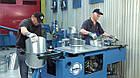 Станок для сборки воздуховодов SPIRO COMBI-T Толщина металла 0.5-1.2мм Диапазон диаметров 125-1250мм, фото 3